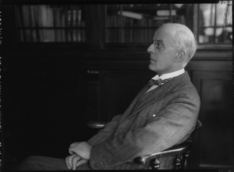 by Lafayette; half-plate nitrate negative, 21 April 1932; courtesy of the National Portrait Gallery (NPG x48164)